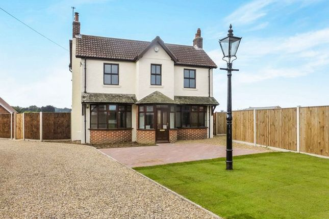 Thumbnail Detached house for sale in Yarmouth Road, Ormesby, Great Yarmouth