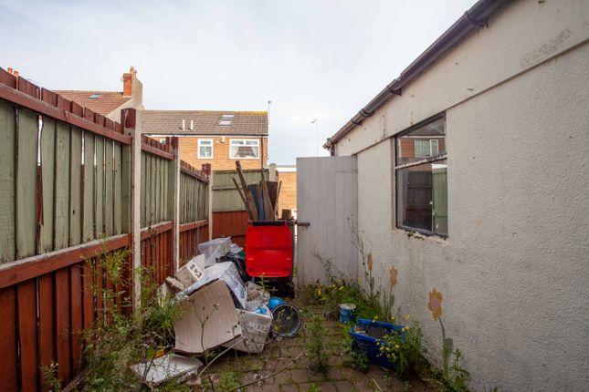 Rear Yard of Addison Road, Fleetwood FY7