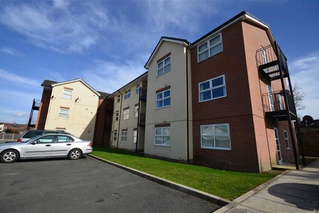 Thumbnail Flat to rent in Lauren Court, Bredbury, Stockport