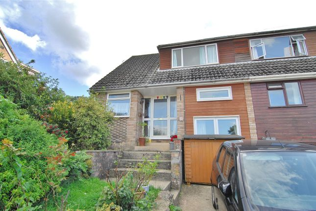 Thumbnail Semi-detached house for sale in Arundel Drive, Rodborough, Stroud, Gloucestershire