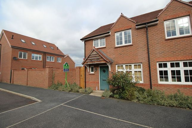 Thumbnail Semi-detached house for sale in Stirling Lane, Scawthorpe, Doncaster