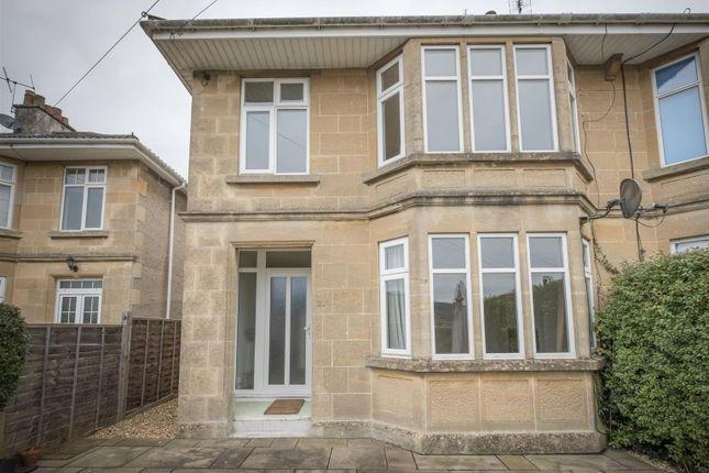 Thumbnail Semi-detached house for sale in London Road East, Batheaston, Bath