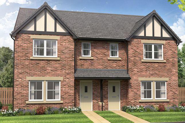 """3 bed semi-detached house for sale in """"Spencer"""" at Englemann Way, Sunderland SR3"""