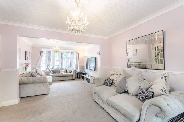 Thumbnail 5 bed semi-detached house for sale in Whitton Avenue East, Sudbury, Greenford