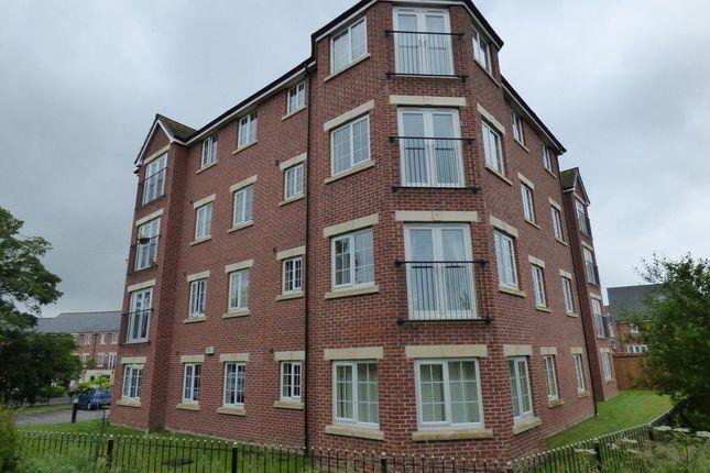 Thumbnail Flat to rent in Murray Way, Middleton, Leeds