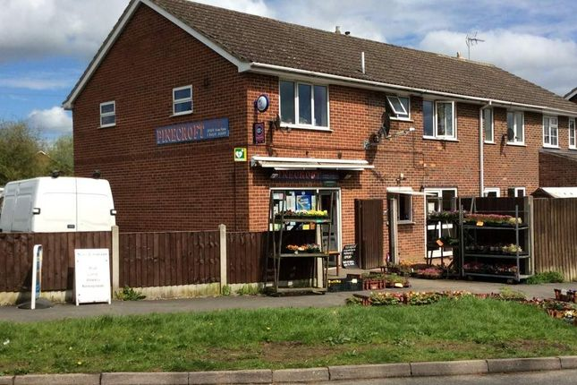 Thumbnail Retail premises for sale in Pine Croft, Ashbourne