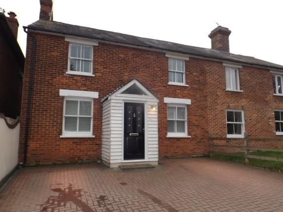 Thumbnail Semi-detached house for sale in Chitts Hill, Colchester