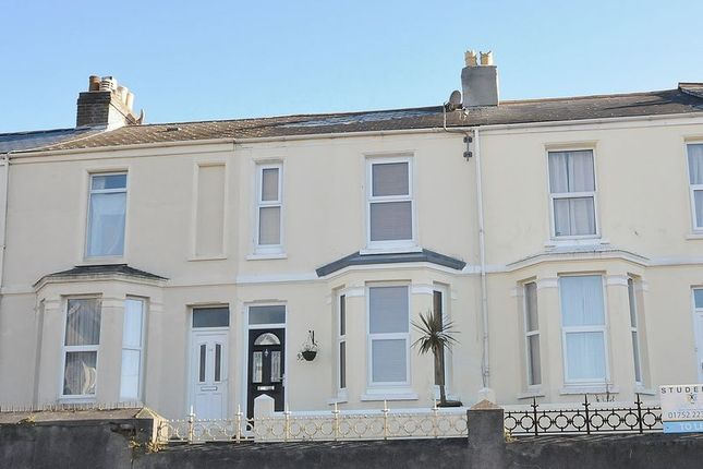 Thumbnail Terraced house for sale in Weston Park Road, Peverell, Plymouth