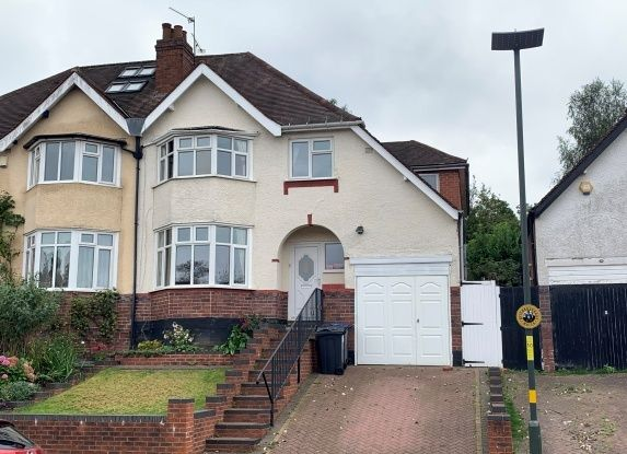 Thumbnail Semi-detached house for sale in Pereira Road, Birmingham, West Midlands