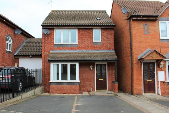 Thumbnail Detached house to rent in Horsepool Hollow, Leamington Spa