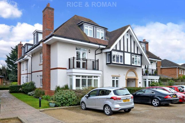 Thumbnail Flat for sale in Claremont Place, Claygate