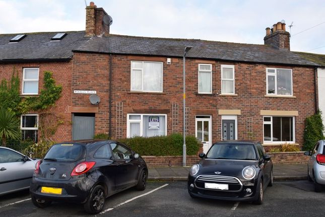 Thumbnail Terraced house to rent in Kells Place, Stanwix, Carlisle