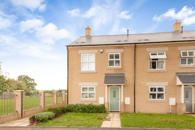 3 bed end terrace house to rent in Kings Head Court, London Road, Bicester OX26