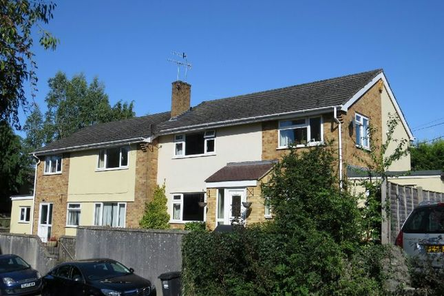 Thumbnail Flat to rent in Nye Road, Sandford, Winscombe