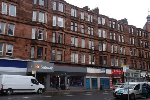 Thumbnail Flat to rent in Dalcross Pass, Glasgow