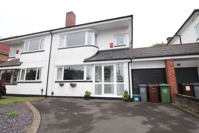 4 bed semi-detached house to rent in Falstaff Road, Shirley, Solihull B90