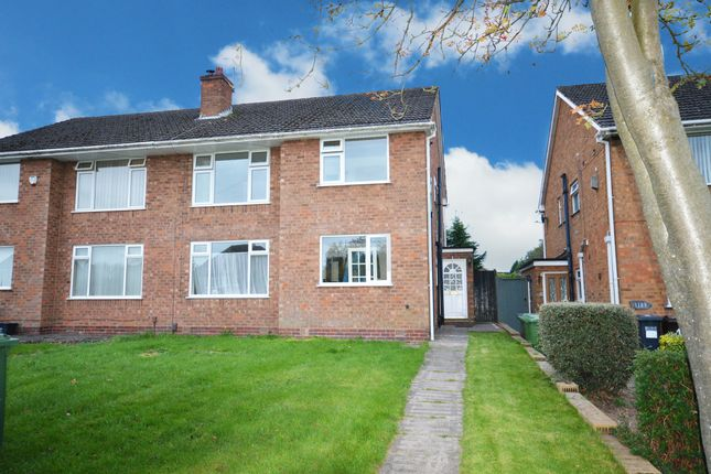 2 bed maisonette to rent in Yardley Wood Road, Shirley, Solihull