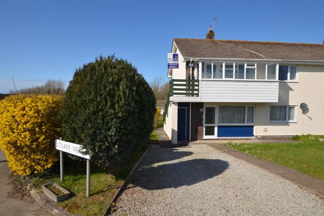 Thumbnail Flat for sale in West Yelland, Barnstaple