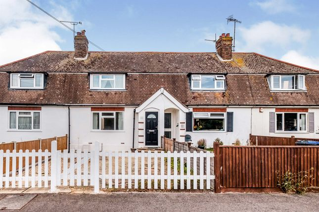 Thumbnail Terraced house for sale in Sunny Close, Goring-By-Sea, Worthing