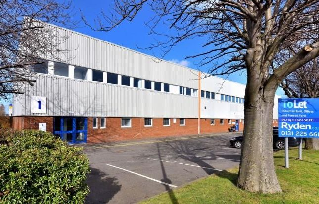 Light industrial to let in Unit 1, Bankhead Crossway North, Bankhead Industrial Estate, Sighthill, Edinburgh