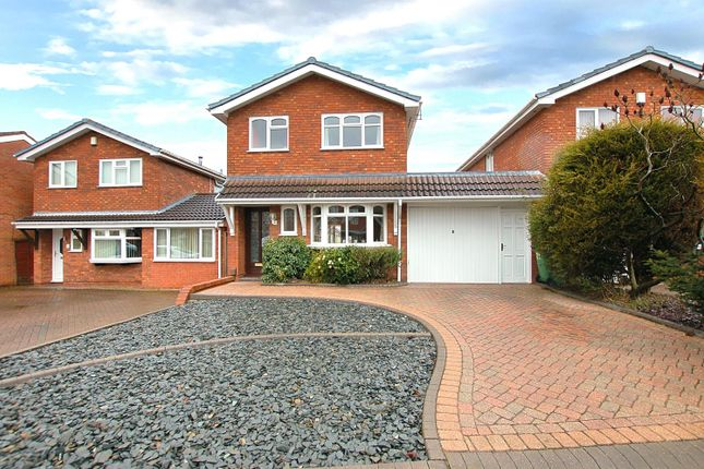 Thumbnail Detached house for sale in Sandringham Way, Brierley Hill