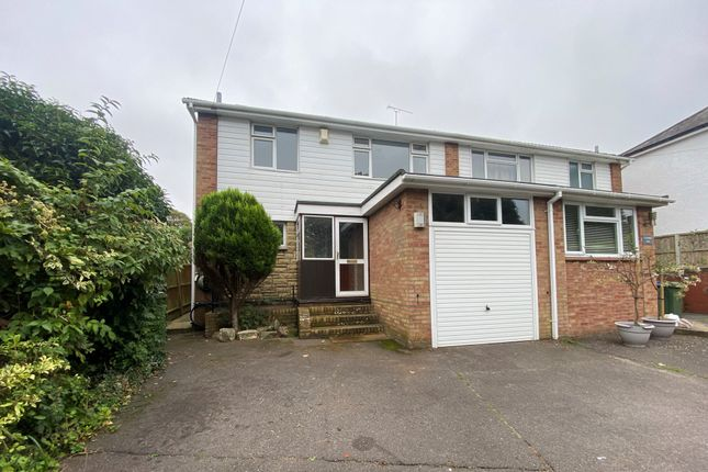 3 bed semi-detached house for sale in Duncan Road, Park Gate, Southampton SO31