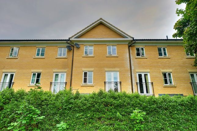 Thumbnail Town house for sale in Marauder Road, Norwich