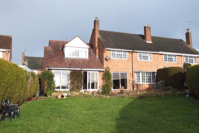 Thumbnail Semi-detached house for sale in Galahad Way, Stourport-On-Severn