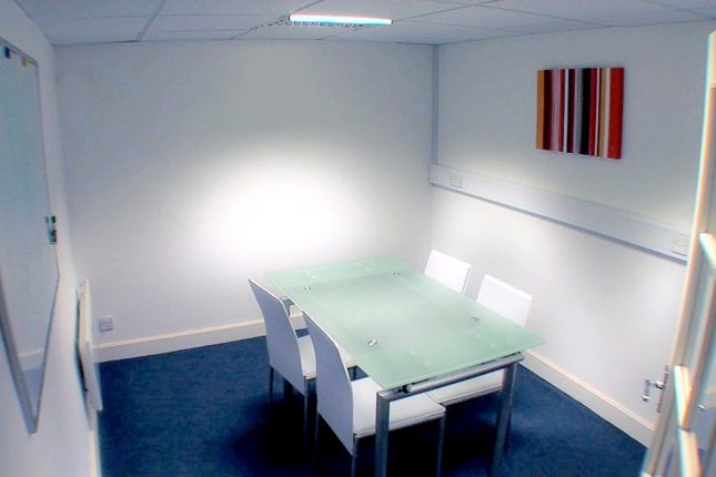 Meeting Room of York Hub, Peter Lane, York City Centre. YO1