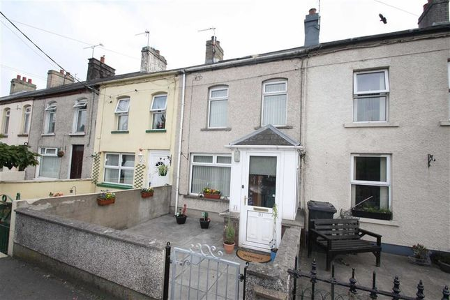 Thumbnail Terraced house for sale in Belfast Road, Ballynahinch, Down