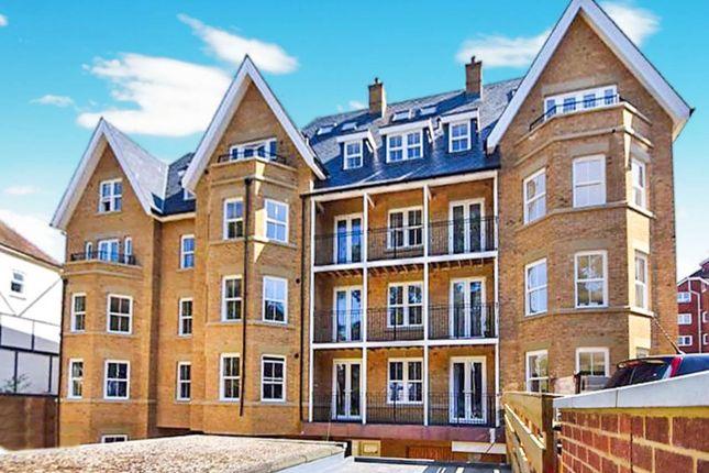 Thumbnail Flat to rent in Exton Gardens, 70 Knyveton Road, Bournemouth