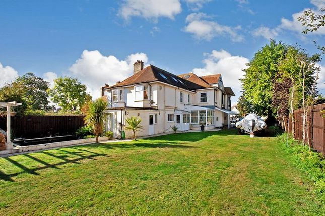 Semi-detached house for sale in Exeter Road, Exmouth