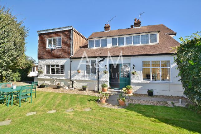 Thumbnail Semi-detached house for sale in Dunspring Lane, Ilford