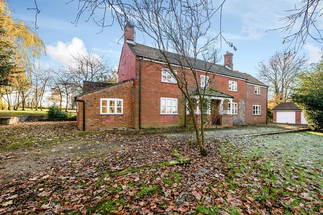 Thumbnail Detached house for sale in Watton Road, Barford, Norwich