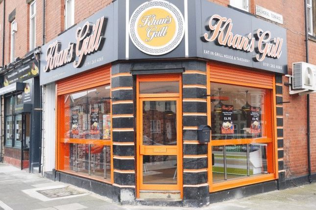 Commercial property for sale in Khans Grill, 160 Heaton Road, Heaton