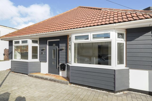 4 bed detached bungalow for sale in Ensbury Avenue, Bournemouth BH10