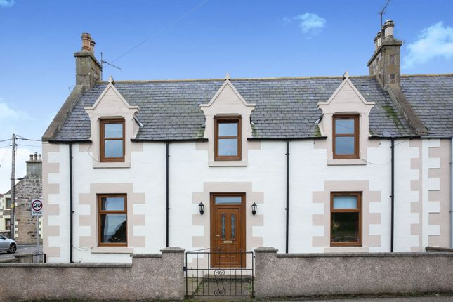 The Property of Netherton Terrace, Findochty, Buckie AB56