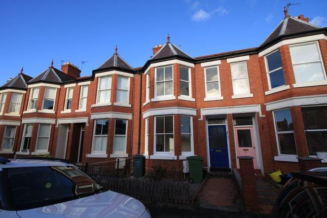 Thumbnail Terraced house to rent in Alfred Street, Shrewsbury