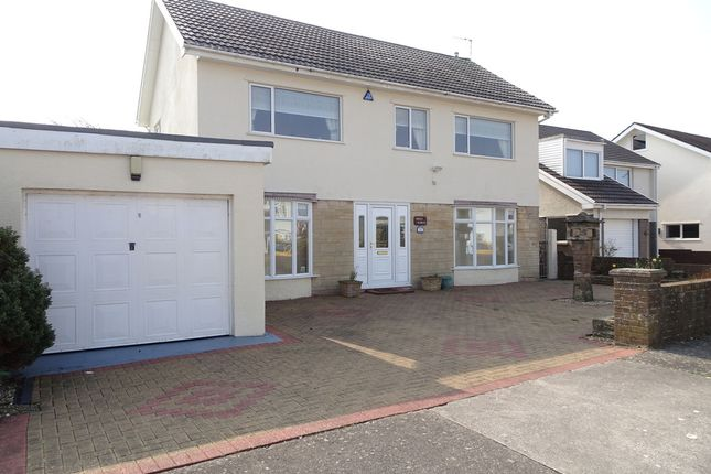 Thumbnail Detached house for sale in Esterling Drive, Porthcawl