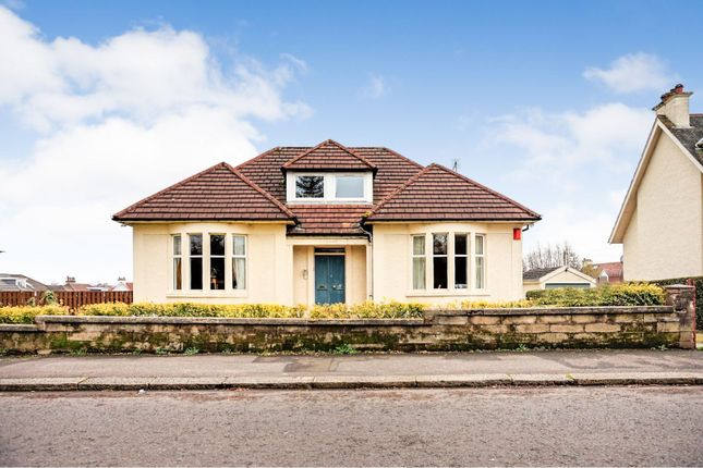 Thumbnail Detached bungalow for sale in Oldhall Road, Paisley