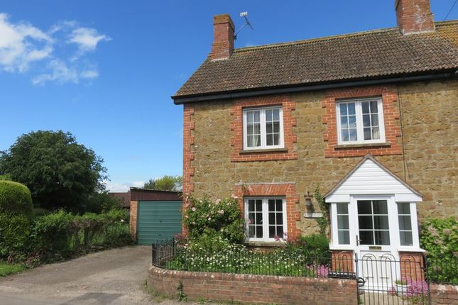 3 bed terraced house for sale in Barrington, Ilminster