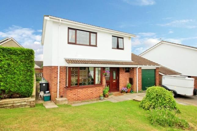 Thumbnail Detached house for sale in The Meadows, Hanham, Bristol