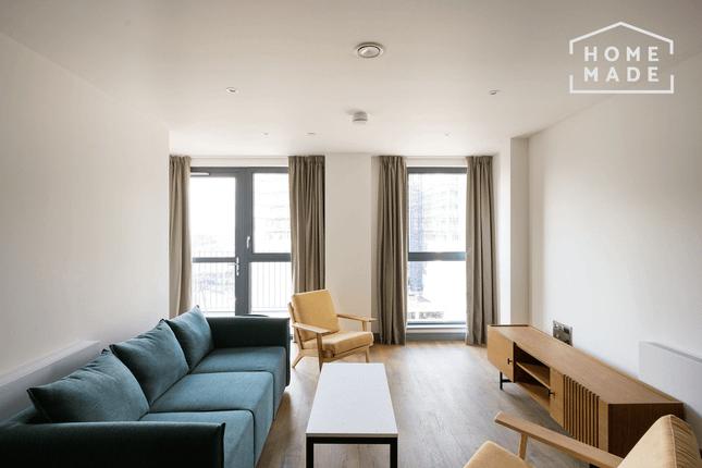 2 bed flat to rent in The Gessner, Tottenham Hale N17