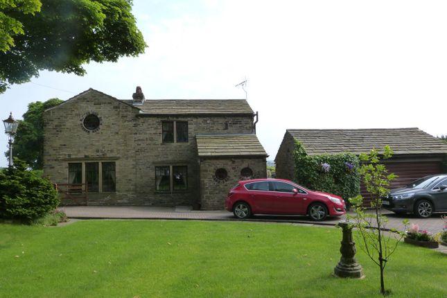 Thumbnail Semi-detached house for sale in Lane Side, Wilsden, Bradford