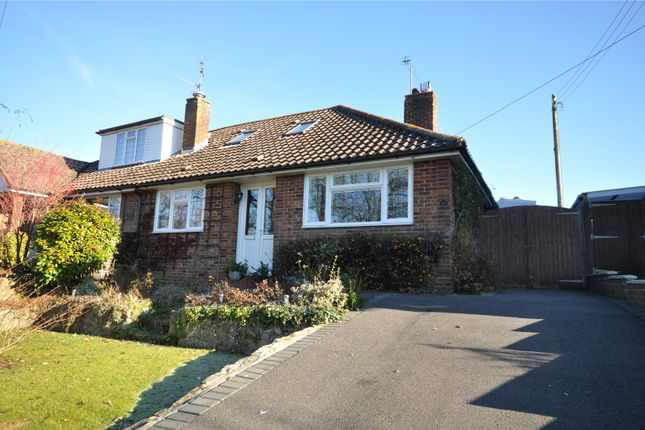 Thumbnail Semi-detached bungalow for sale in Partridge Green, Horsham, West Sussex