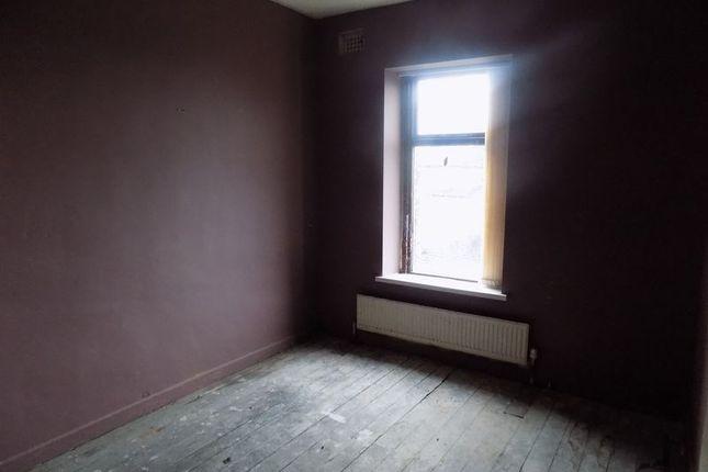 Bedroom Two of Todd Terrace, Great Horton, Bradford BD7
