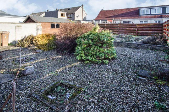 Rear Garden of Torridon Road, Broughty Ferry, Dundee DD5