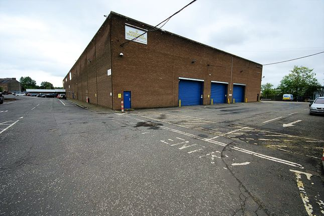 Thumbnail Industrial to let in Greenfield Complex, Alloa