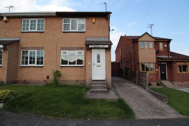 Semi-detached house for sale in Celandine Rise, Swinton