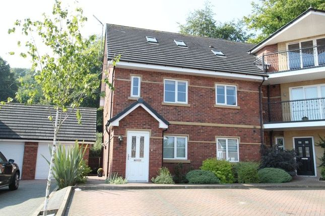 Thumbnail Flat for sale in Lymewood Close, Newcastle-Under-Lyme